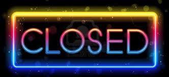closed-neon